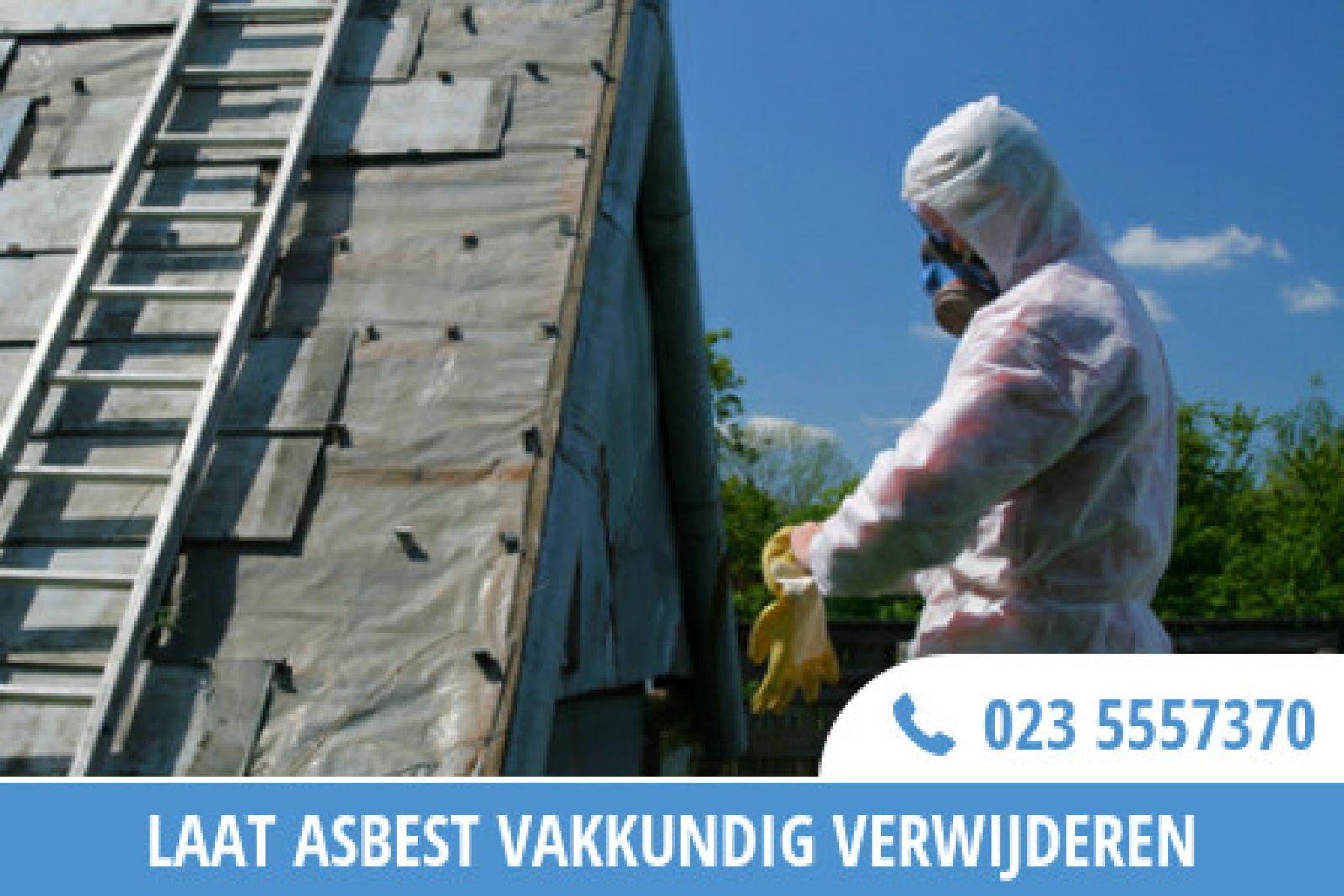 Sloopvergunning asbest aanvragen met Fiberscan